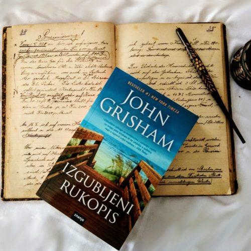 Recenzija: IZGUBLJENI RUKOPIS, John Grisham