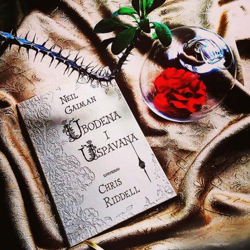 "Recenzija: ""Ubodena i uspavana"", Neil Gaiman"