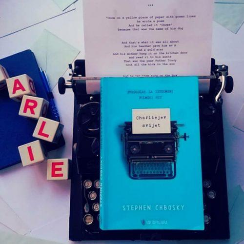 """Recenzija: """"Charliejev svijet"""", Stephen Chbosky"""