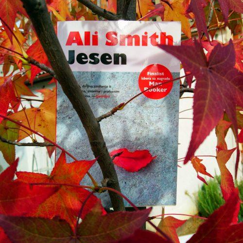 "Recenzija: ""Jesen"", Ali Smith"