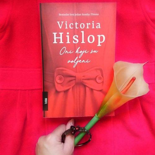 """Recenzija: """"Oni koji su voljeni"""", Victoria Hislop"""