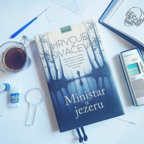 "Recenzija: ""Ministar u jezeru"", Hrvoje Kovačević"
