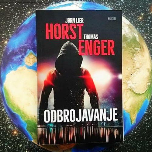 """Recenzija: """"Odbrojavanje"""", Jørn Lier Horst i Thomas Enger"""