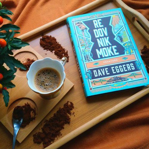"""Recenzija: """"Redovnik Moke"""", Dave Eggers"""