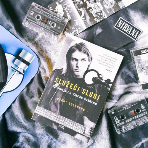 """Recenzija: """"Služeći slugi; Sjećanja na Kurta Cobaina"""", Danny Goldberg"""