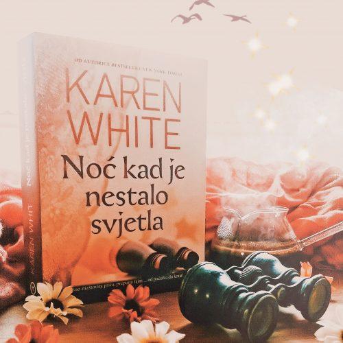 """Recenzija: """"Noć kad je nestalo svjetla"""", Karen White"""