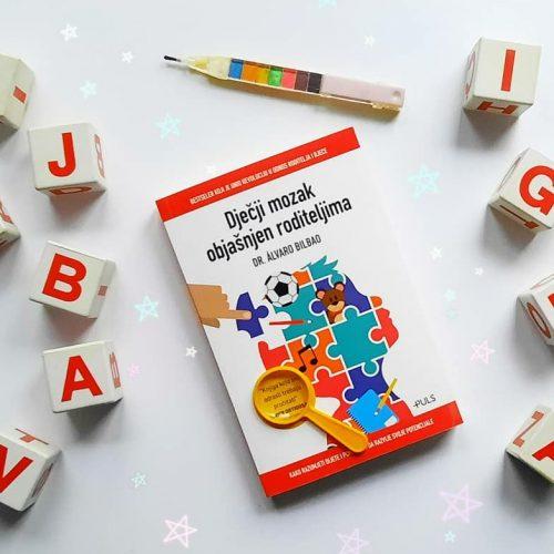 """Osvrt: """"Dječji mozak objašnjen roditeljima"""", Dr. Álvaro Bilbao"""