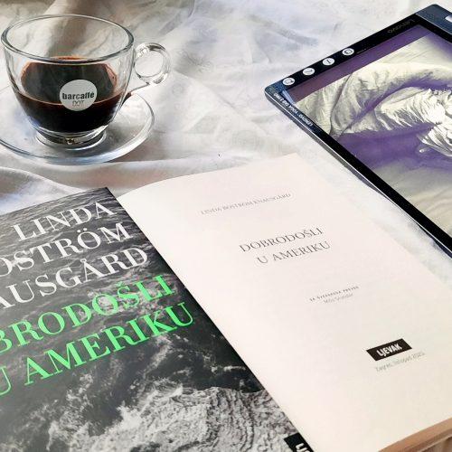 "Recenzija: ""Dobrodošli u Ameriku"", Linda Boström Knausgård"
