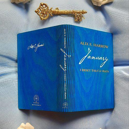 """Recenzija: """"January i deset tisuća vrata"""", Alix E. Harrow"""