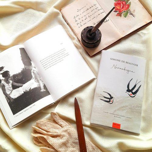 """Recenzija: """"Nerazdvojne"""", Simone de Beauvoir"""