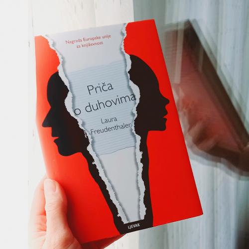 """Recenzija: """"Priča o duhovima"""", Laura Freudenthaler"""
